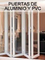 Puerta De Aluminio Pvc